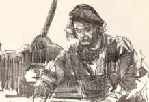 """Sonderausstellung """"Künstlerplakate von Ernst August Zimmermann"""" im Druckereimuseum und Schaudepot im Benary-Speicher"""