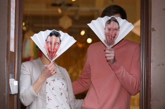 Qnik Erfurt: Freude aus Papier