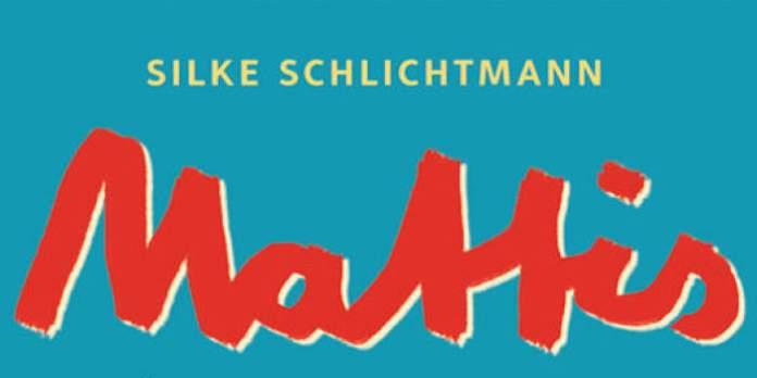 Buch-Cover mit Zeichnung und Schrift.