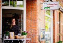 Einschließen und genießen: Erfurter Buchhandlung startet besonderes Angebot