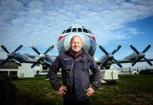 Erfurt: Fliegendes Klassenzimmer nimmt Gestalt an