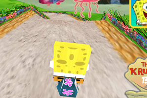 Play SpongeBob SquarePants Games Free Online Spongebob Bike 3D