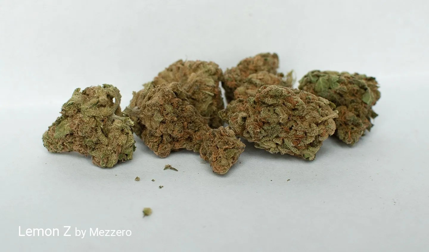 18.14% THC Lemon Z by Mezzerro