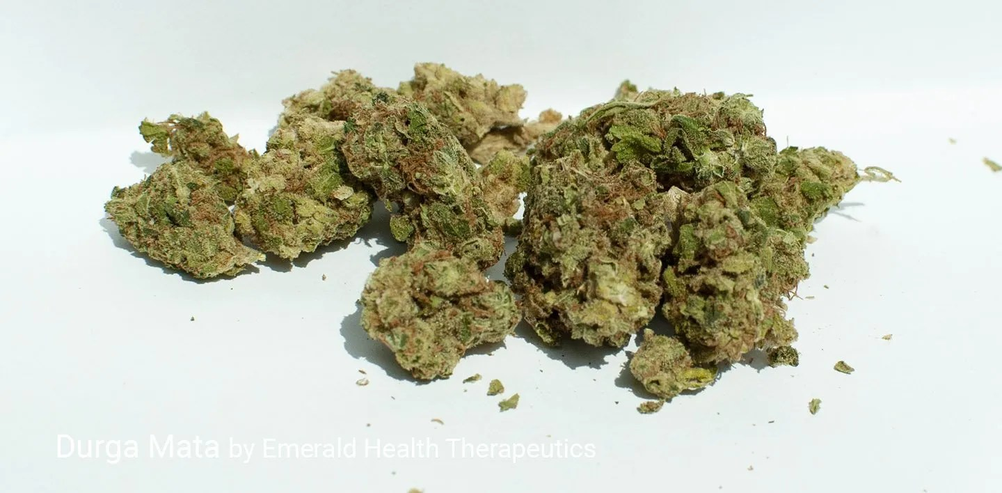 19.3% THC Durga Mata by Emerald Health Therapeutics