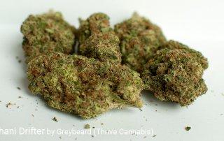 25.83% THC Afghani Drifter by Greybeard