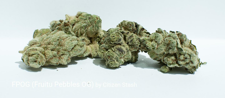 22.79% THC Fruity Pebbles OG by Citizen Stash