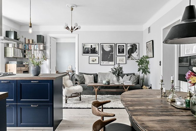 One Bedroom Apartment In Sweden 69 Sqm