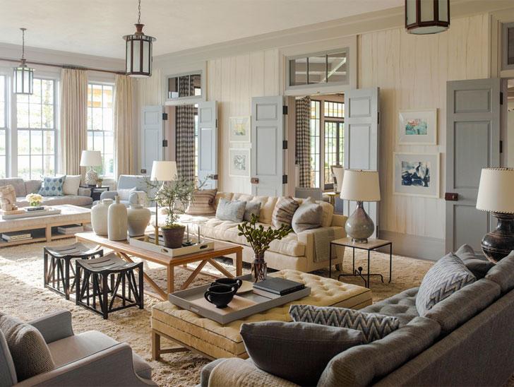american style in interior design
