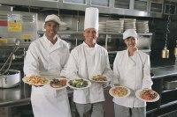 lavoro cuochi e personale di cucina