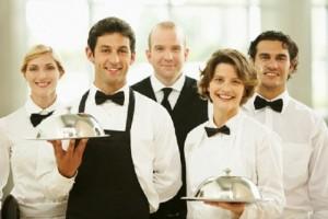Camerieri di sala, offerta di lavoro