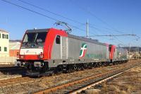 Macchinisti ferroviari Mercitalia Rail