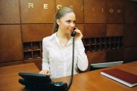 offerta di lavoro per Receptionist