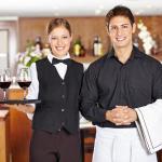 Camerieri addetti sala, ristorazione