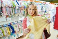 lavoro Commessa abbigliamento bambino