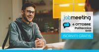 Job Meeting 2018 a Bari