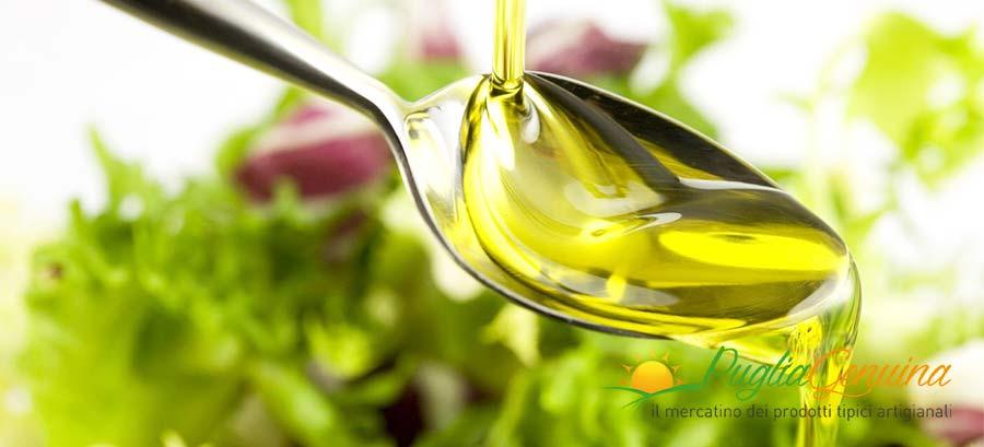 Perchè scegliere il vero olio extravergine d'oliva pugliese