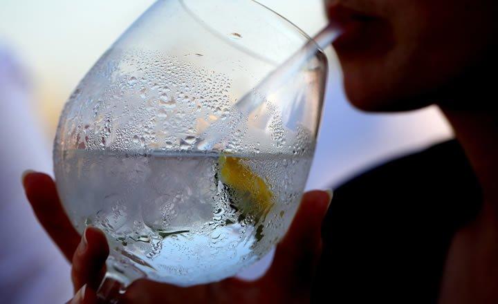 Tomar Agua es saludable