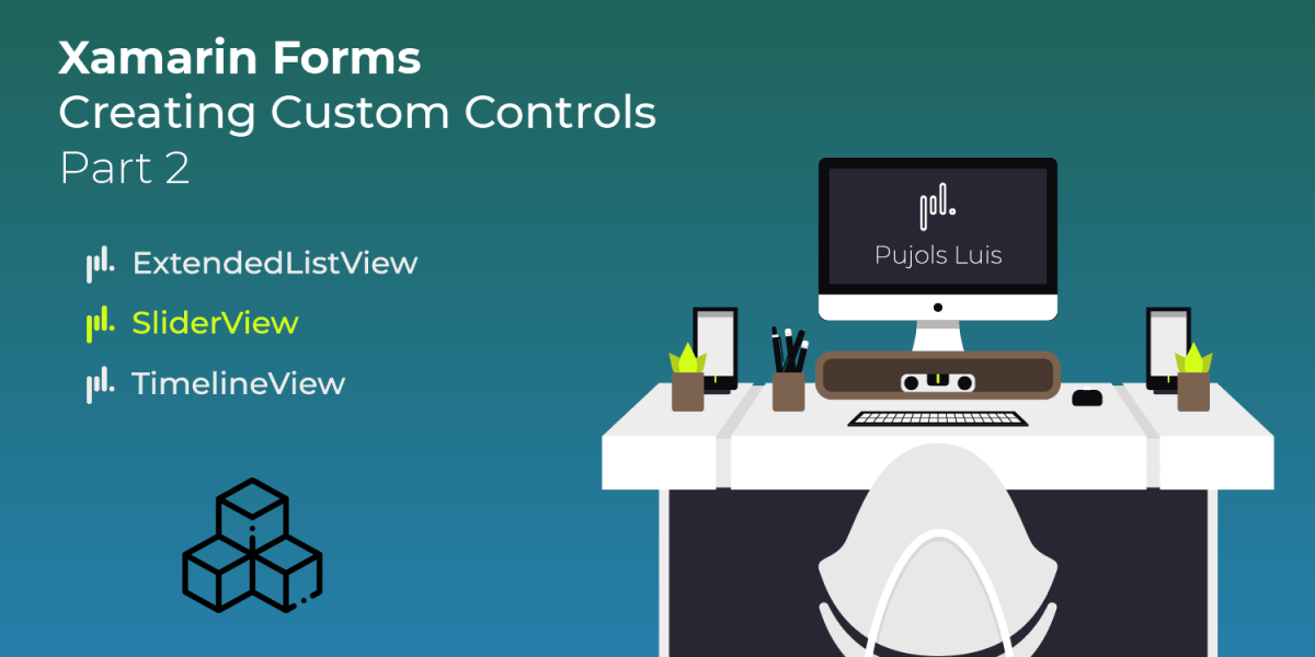 Creating Custom Controls Part 2: SliderView
