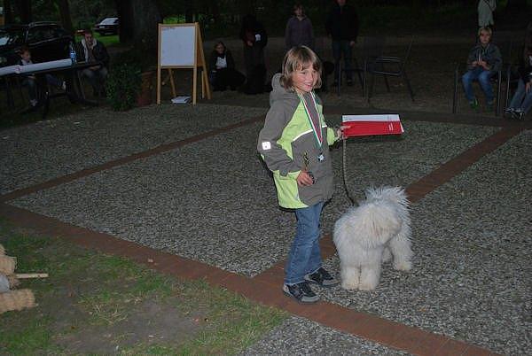Klubausstellung in Haltern am See Juniorhandling