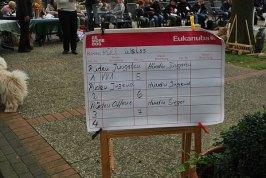 Klubausstellung in Haltern am See Puli Ergebnisse