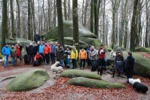 Winterwanderung 2013 im Odenwald @ Odenwald   Beerfelden   Hessen   Deutschland
