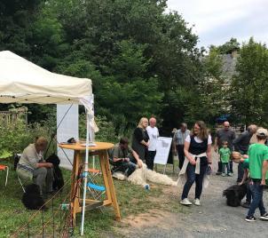 Puli Event Bad Sobernheim Selten Rassen Interessierte Leute