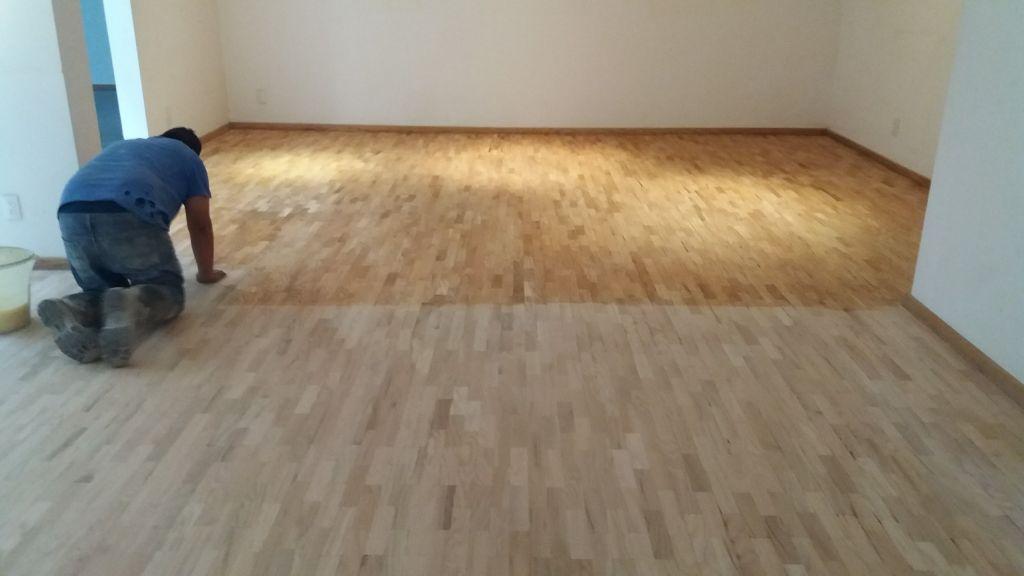 barnizado de pisos de madera