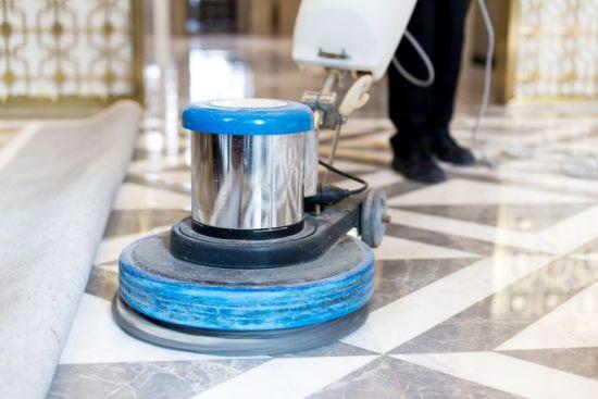 cómo pulir pisos con ácido