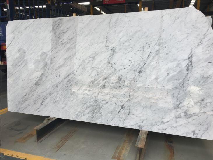 caracteristicas del marmol blanco carrara