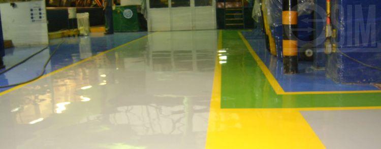 pisos epóxicos y su mantenimiento