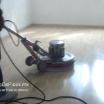 encerado de pisos