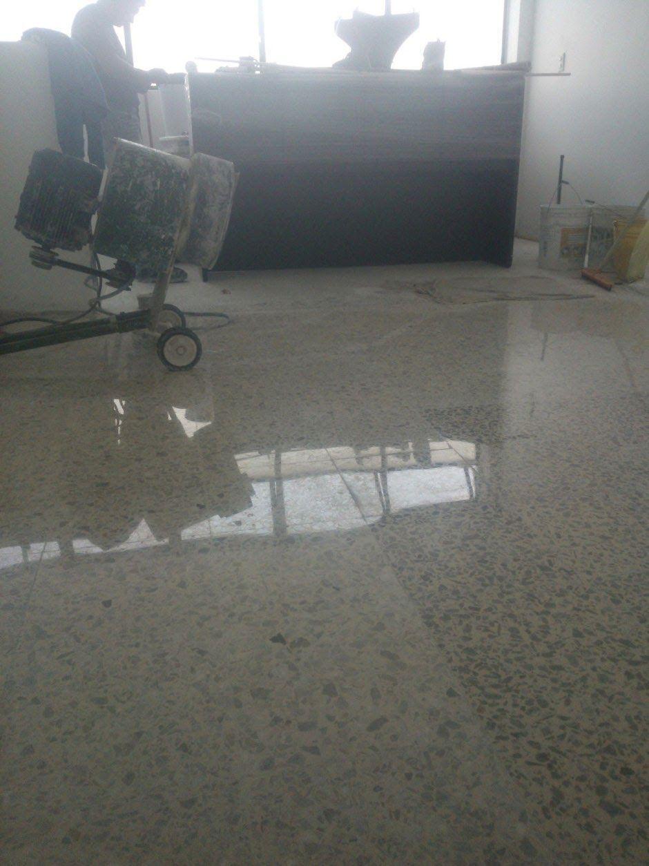 Desbastado pulido y cristalizado pulido de pisos acme for Pulido de pisos de marmol
