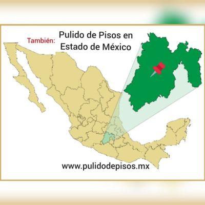 Pulidoras de suelo en el Estado de México