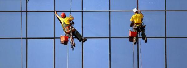 servicios de limpieza y lavado de ventanas