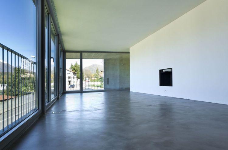 piso de cemento pulido y concreto pulido