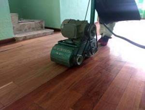 pulido de pisos de madera y barnizado