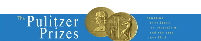 The Pulitzer Prizes Public Service Award Medal
