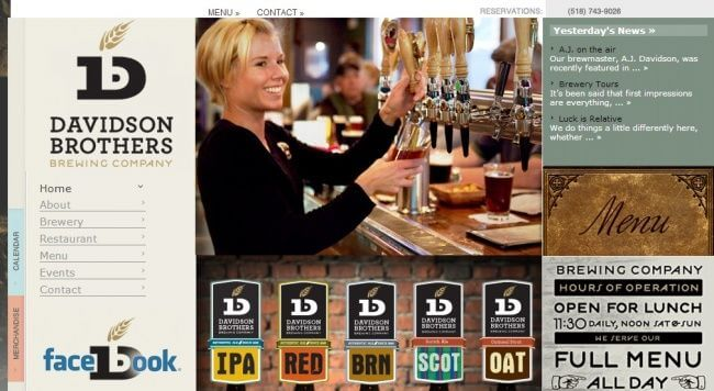 Brewery Website Design – 10 Things You Need to Know