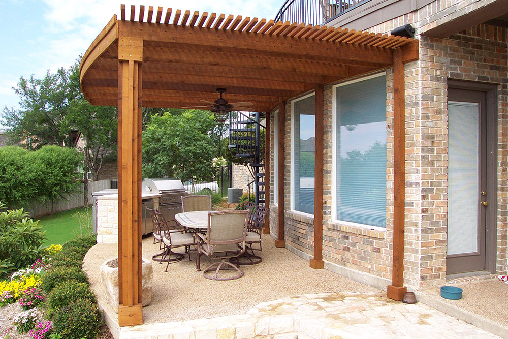 Ft. Worth Outdoor kitchen photos, Keller outdoor fireplaces, on Covered Outdoor Kitchen With Fireplace id=38920