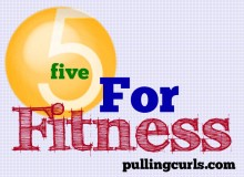 5 for fitness copy