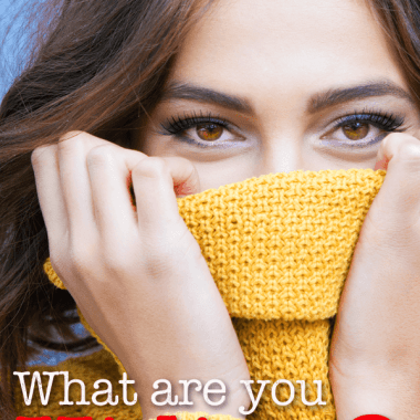 """Are you hiding parts of you because you think they're """"wrong"""" check out how I was able to accept all of me and find out what I thought were flaws were actually some of the best parts of me!"""