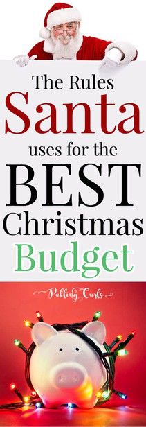 Christmas on a budget | gifts | for kids | families | ideas | via @pullingcurls