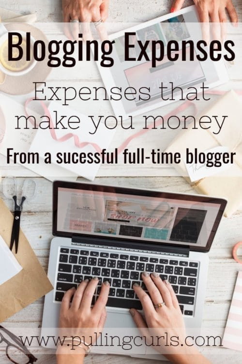 blogging expenses that will make you money | best | thrifty | frugal