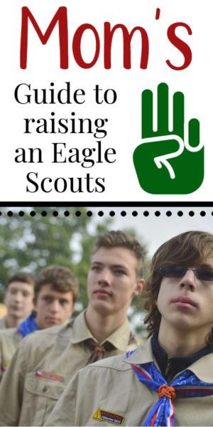 raising an Eagle Scout