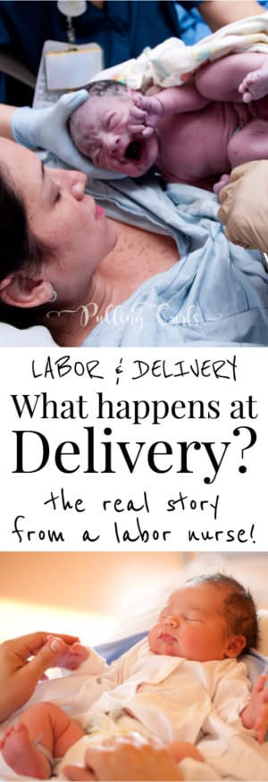 labor and delivery - what happens at delivery - immunizations - skin to skin - delayed cord clamping