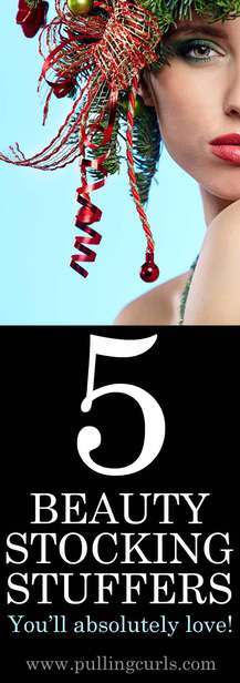 Beauty stocking stuffers/ moisturizer / lip balm / christmas / busy woman / ladies / lips via @pullingcurls