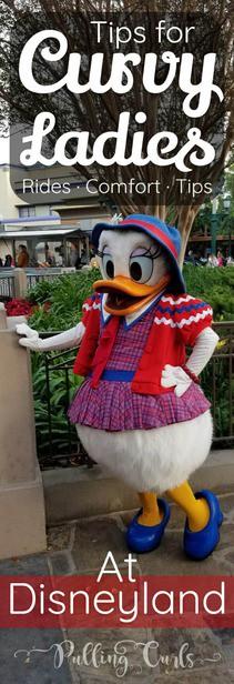 Overweight at Disneyland tips - Rides / restrictions / comfort / hotel via @pullingcurls