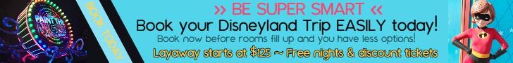 Disneyland packages aaa