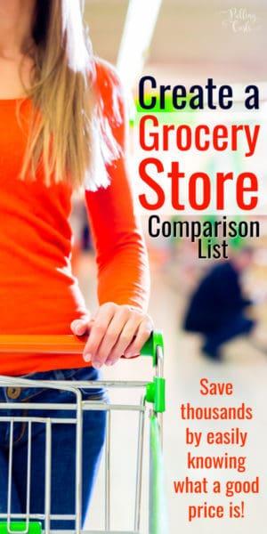 Grocery Price Comparison