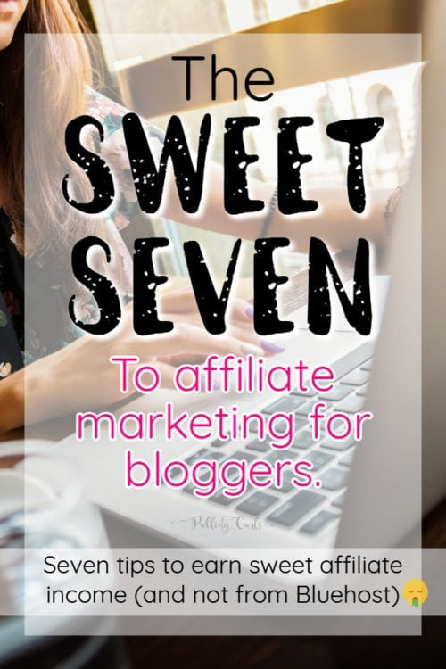affiliate marketing for bloggers